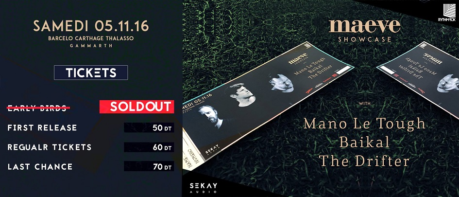 Sekay sold out 1